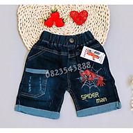 quần jean lửng và jean đùi bé trai ( size 7-17kg) thumbnail