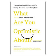 What Are You Optimistic About Today s Leading Thinkers on Why Things Are Good and Getting Better (Edge Question Series) thumbnail