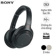 Tai nghe chụp tai Bluetooth Sony WH-1000XM4 hàng chính hãng thumbnail