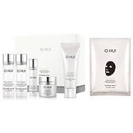 Combo Bộ dưỡng trắng Ohui Extreme White 5pcs và Mặt nạ dưỡng trắng OH 3D mask thumbnail