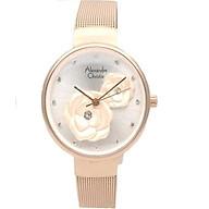 Đồng hồ đeo tay Nữ hiệu Alexandre Christie 2792LHBRGSL thumbnail