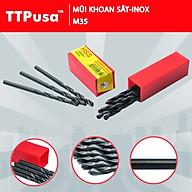 Mũi khoan Sắt- Inox HSS M35 TTPusa thumbnail