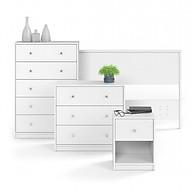 Tủ phòng ngủ gỗ hiện đại SMLIFE Serling thumbnail