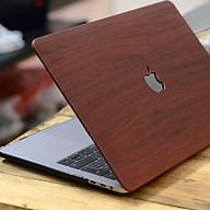 Ốp lưng Vân gỗ nhựa dẻo cao cấp bảo vệ cho Macbook nhiều màu sắc tuyệt đẹp, đủ dòng thumbnail