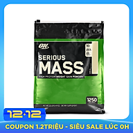 Thực phẩm bổ sung Optimum Nutrition Serious Mass 12lb (5.4kg) thumbnail