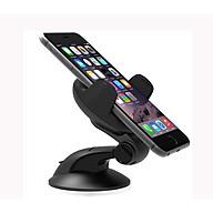 Giá đỡ điện thoại đa năng đế hút chắc chắn để bàn, để ô tô, xoay 360 độ tiện lợi GD02 thumbnail