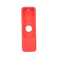 Remote Điều Khiển Từ Xa Vỏ Sillicon Cho Apple TV4 Gen thumbnail