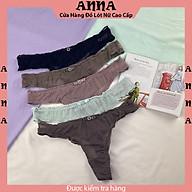 Combo 3 Quần Lót Lọt Khe Ren Nữ Phối Nơ Annna Store Siêu Sexy Freesize từ 40 - 60Kg - TTNQL04 thumbnail