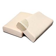 Combo 2 gối cao su thiên nhiên KYMDAN Pillow PressureFree Plus 60 x 38 x 10 cm thumbnail