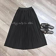 Chân váy dài xếp ly NT 32 thumbnail