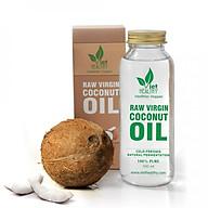 Dầu dừa Nguyên chất Viet Healthy lọ 300ml thumbnail