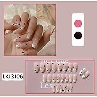 Bộ 24 móng tay giả như hình 13106 (kèm keo) thumbnail