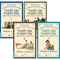 Combo 4 Cuốn Bộ Tuyển Tập Truyện Hay Dành Cho Thiếu Nhi (Tái Bản) thumbnail