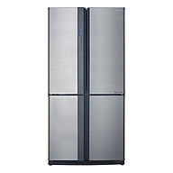 Tủ Lạnh Sharp Inverter 556L SJ-FX631V-SL thumbnail