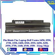 Pin Dành Cho Laptop Dell Vostro 3450 3550 3750 1550 2420 2520 3555 1450 3450 3550 3750 1440 1540 1550 - Hàng Nhập Khẩu thumbnail
