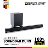 Loa Bluetooth Thonet & Vander SOUNDBAR DUNN Hàng chính hãng thumbnail