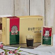 Nước Hồng Sâm Pha Sẵn Dạng Gói KGC Cheong Kwan Jang KRG Tonic Mild (30 gói) thumbnail