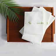 Khăn Sợi Tre Đa Năng Bamboo Bebe Combo 5 Cái thumbnail