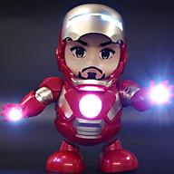 Đồ chơi robot người sắt dance làm quà tặng ý nghĩa cho con yêu thumbnail
