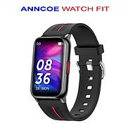 Đồng hồ thông minh Anncoe Watch Fit A76 Plus - Hàng Chính Hãng thumbnail