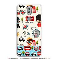 Ốp điện thoại cho Nokia 8.1 ( Nokia X7 2018) - 0201 LONDON03 - Silicon dẻo - Hàng Chính Hãng thumbnail
