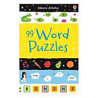 Usborne 99 Word Puzzles thumbnail