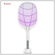 Quạt Muỗi Đèn Bắt Muỗi Vợt Muỗi Thông Minh Không Dây Sạc USB Tích Hợp Đèn Led Bắt Muỗi Cao Cấp Với Dung Lượng Pin 1200mAh- Hàng Chính Hãng thumbnail