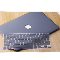 Ốp case dành cho macbook kèm tấm phủ bàn phím siêu đẹp - Hàng chính hãng thumbnail