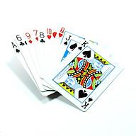 Đồ chơi ảo thuật Bộ bài to hóa nhỏ thumbnail