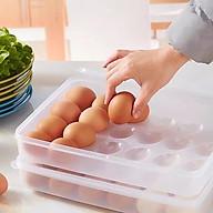 Hộp đựng trứng 1 tầng thumbnail