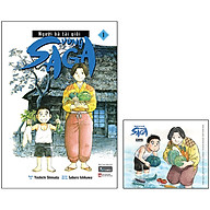 Người Bà Tài Giỏi Vùng Saga - Tập 1 (Tặng Kèm 1 Postcard) thumbnail