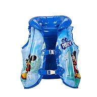 Áo phao bơi cho bé trai - màu ngẫu nhiên thumbnail