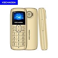 Kechaoda 0.66-inch Display K10 Finger BT Phone Earphone Wireless FM 300mAh Battery thumbnail