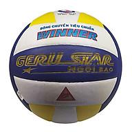 Bóng chuyền dán Gerustar Số 5 - Winner (Tặng Băng dán thể thao + Kim bơm + Lưới đựng) thumbnail