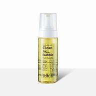 Sữa rửa mặt dạng bọt, Làm sạch da, Bọt tinh khiết, Làm dịu da mụn, nhạy cảm, Bảo vệ da - DMCK Clean Ac Bubble Foam Cleansing 160ml thumbnail