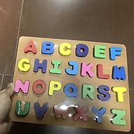 Bảng chữ cái Hoa ghép chữ NP07 thumbnail