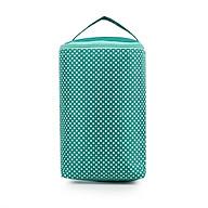 Túi giữ nhiệt kiểu đứng chấm bi mẫu lớn thumbnail