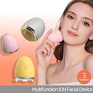 Thiết bị chăm sóc da Xiaomi InFace Dụng cụ chăm sóc da mặt, Máy mát xa rung xúc giác, Xóa nếp nhăn ION thumbnail
