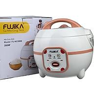 Nồi Cơm Điện 0.8L Fujika FJ-NC0608 Nắp Gài Chống Dính Tiết Kiệm Điện Cho 2-3 Người Ăn (Giao Màu Ngẫu Nhiên)-Hàng Chính Hãng thumbnail
