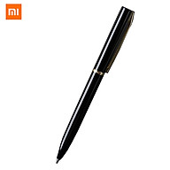 Xiaomi Ecological Chain Kinbor Flowing Gold Signature Pen 0.5mm Bullet Sign Pen Metal Texture Smooth Writing Signature Pen Low-key Elegant and Firm Office Business Learning Gift thumbnail