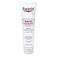 Sữa Rửa Mặt Tạo Bọt Trắng Da Eucerin White Therapy Clinical Gentle Cleansing Foam (150g) thumbnail