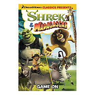 Dreamworks Classics , Shrek and Madagascar , Game On (Paperback) thumbnail