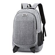 Ba lô laptop thiết kế nhiều ngăn tiện lợi TOPEE phù hợp đi chơi, đi học, đi làm, đi phượt TLO05 thumbnail