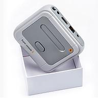 Máy chơi game điện tử Super Console X tay cầm gamer 4 nút - Máy trò chơi điện tử 4K HDR - HDMI - Hỗ trợ 4 tay cầm - Hỗ trợ kết nối LAN - 50 trình giả lập - 20 ngôn ngữ khác nhau Hệ thống Android 7.1, hỗ trợ KODI thumbnail