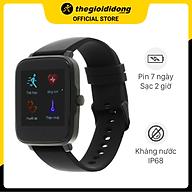 Đồng hồ thông minh BeU B2 Đen - Hàng chính hãng thumbnail