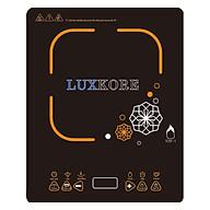 Bếp Điện Từ Đơn Luxkore S26-1 + Tặng 1 Nồi Inox Nắp Kính Đa Năng - Hàng chính hãng thumbnail