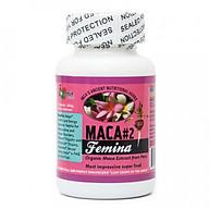 Thực phẩm bổ sung nội tiết tố nữ Maca 2 thumbnail