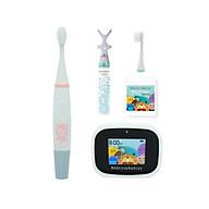 Bộ bàn chải tập đánh răng Premium cho bé từ 3 tuổi Marcus & Marcus - Pokey thumbnail