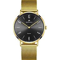 Đồng hồ nam SENARO Every Time Large 66016GBG - Đồng hồ Nhật Bản chính hãng thumbnail