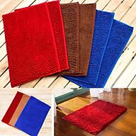 Combo 3 thảm lau chân san hô siêu thấm thumbnail